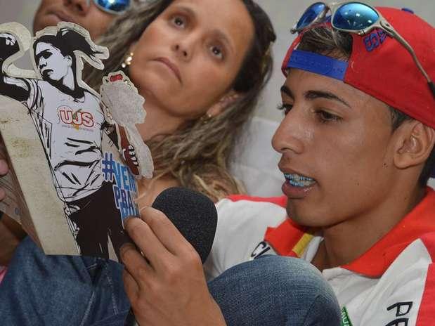 De acordo com a entidade, entre os novos membros está Vinicius Andrade, um dos líderes do rolezinho ocorrido no Shopping Itaquera Foto: Divulgação