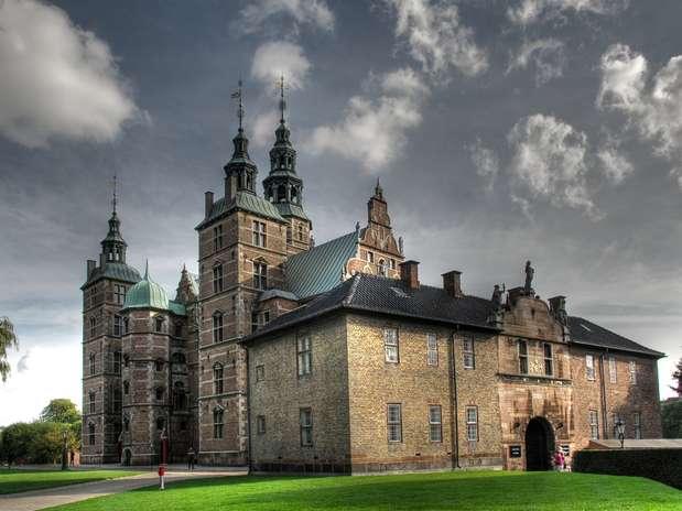 портрет датский замок розенборг полезного