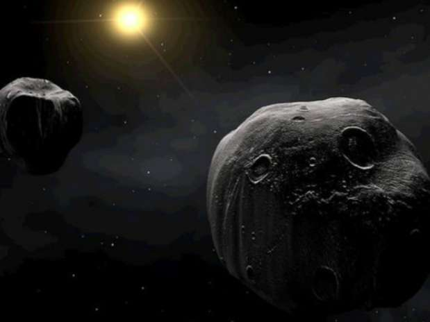 Imagem ilustrada do European Southern Observatory Foto: ESO
