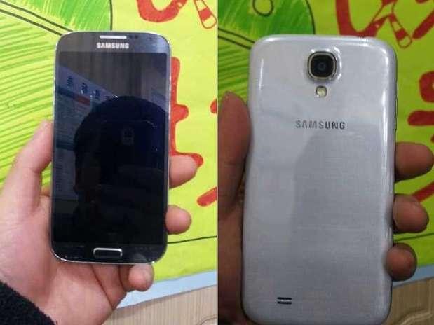 Imagens mostram botão de 'home' físico Foto: 52 Samsung / Reprodução