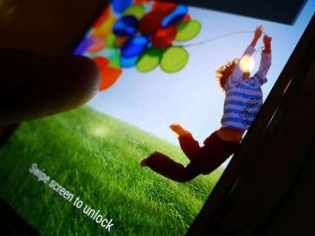 Samsung Galaxy S4 vem com o Android para competir com o iPhone 5 Foto: ZTOP