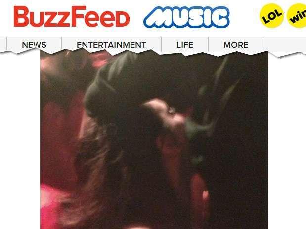 Uma fã subiu ao palco, baixou a calça de Danny Brown e começou a fazer sexo oral durante uma apresentação para cerca de 700 pessoas Foto: Divulgação
