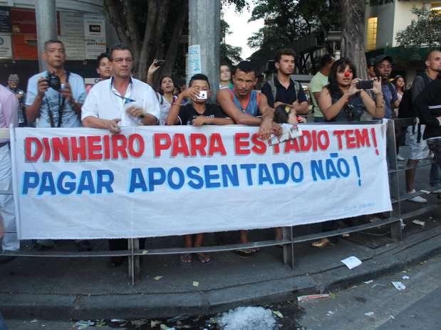 Protestos no Brasil ganharam destaque na imprensa internacional Foto: Diego Garcia / Terra