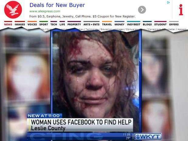 Homem teriaagredidoa esposa após ouvir uma conversa dela com outro rapaz por telefone Foto: Reprodução