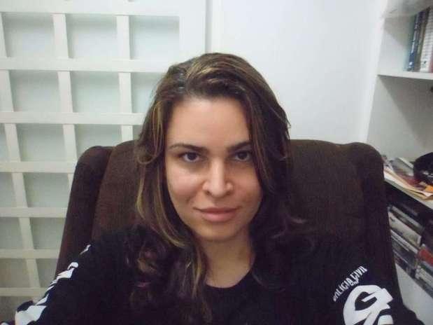 Delegada postou foto no Facebook em 13 de dezembro Foto: Facebook / Reprodução