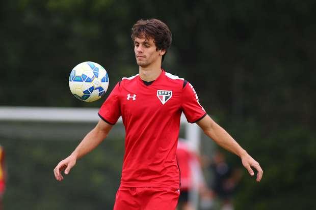 Rodrigo Caio é emprestado ao Atlético de Madrid, diz jornal
