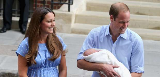 Carta astral de la bebé real, princesa de Inglaterra