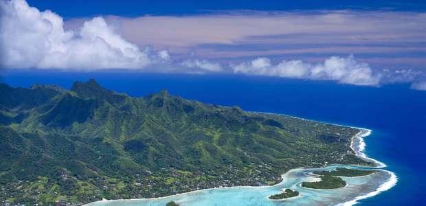 Ilhas Cook, um pedaço paradisíaco do paraíso no Pacífico Sul