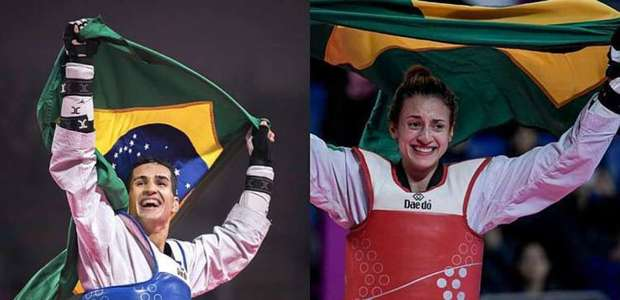 Sem medalhista olímpico, Brasil convoca atletas do tae ...