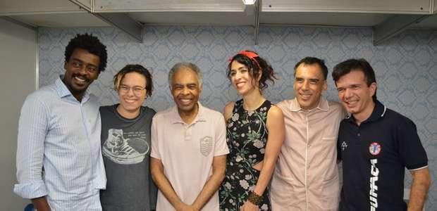 Festival tem parceria inédita de Gil e estrelas da MPB