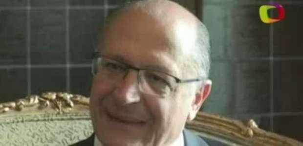 Em Buenos Aires, Alckmin defende internacionalização para geração de empregos