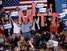 Mitt Romney barri en Connecticut, Rhode Island, Delaware, NY y Pensilvania y se consolida como el virtual contrincante de Barack Obama. Con eso en cuenta trata de convencer a los electores de que con l habr 