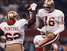 2. Joe Montana (Super Bowl XXIV): Montana had two superb Super Bowl performances and was named the game's MVP a record three times, but it was his game against Denver in Super Bowl XXIV that stands as the peak of his art. Montana completed 22 of 29 passes for 297 yards and five TDs, effortlessly directing San Francisco to the biggest rout in Super Bowl history, 55-10.