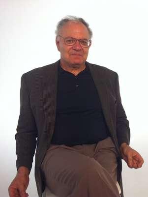 O pesquisador americano Joseph Atwill, 64 anos, faz palestra em Londres na qual afirma que os romanos inventaram a figura de Jesus Cristo e se basearam na história de um imperador Foto: Patrícia Dantas / Especial para Terra