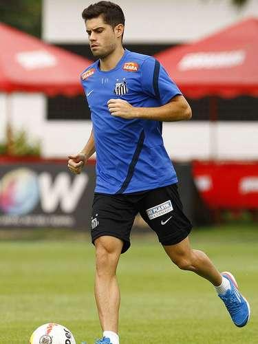 Miralles (Santos) Com seu espaço reduzido no elenco santista, o atacante argentino negocia seu retorno ao Colo Colo, do Chile