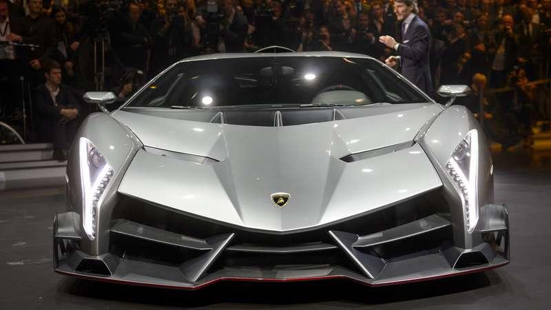 Lamborghini Veneno Rouba Posto De Carro Mais Caro Do Mundo