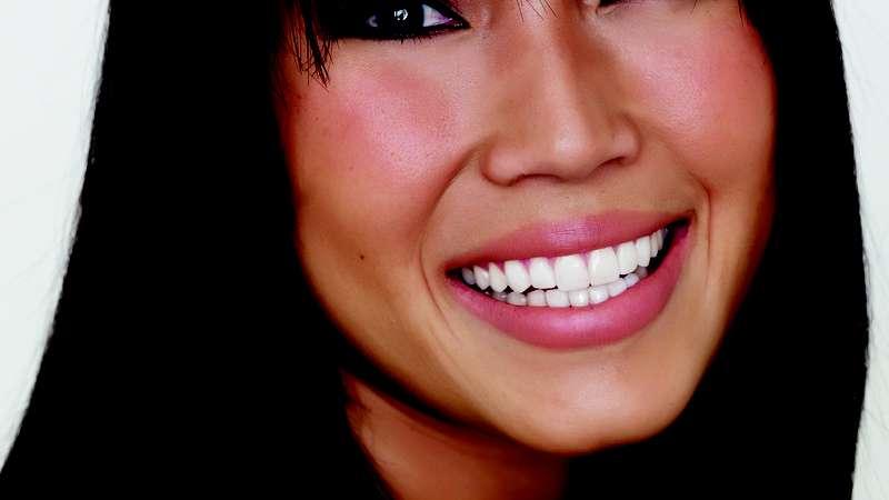 O formato dos dentes varia de acordo com as caractersticas do rosto altavistaventures Image collections