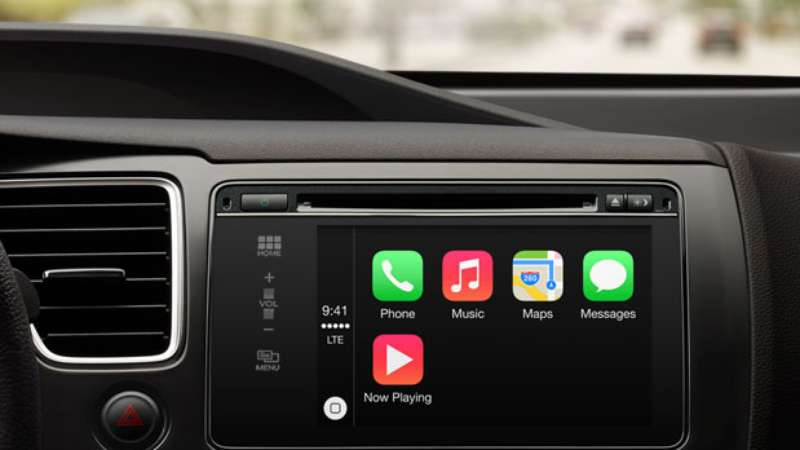 Ford Fget Apple Car Play