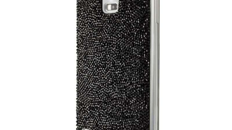 Samsung lança acessórios para celular com cristais Swarovski 058ce3d8c8