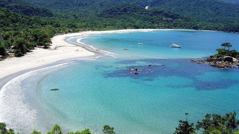 Esportes e natureza na rota de cruzeiros pela costa paulista