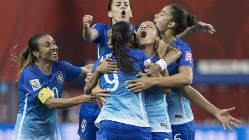 10d7b2b56f Brasil 1 x 0 Espanha pela Copa do Mundo Feminina de Futebol 2015