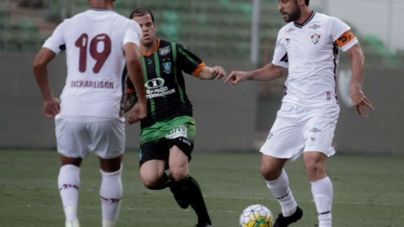 8bd2261c8d Fluminense x América-MG  prováveis times