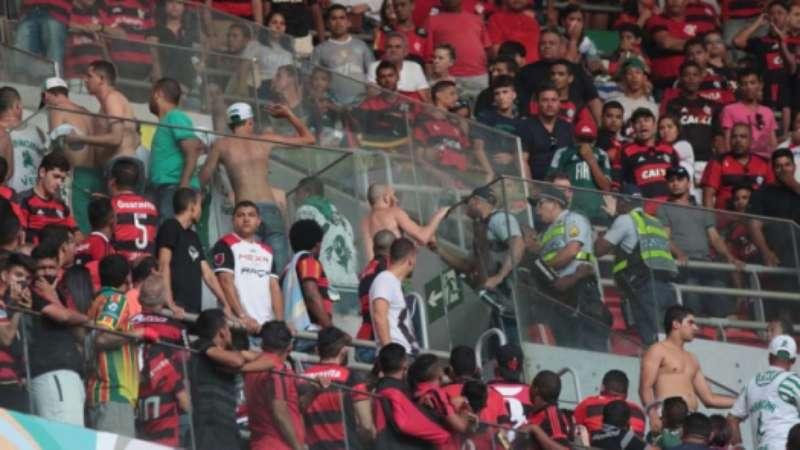 1f3aaf5797 Decisão inédita do STJD desagrada tanto Palmeiras quanto Flamengo