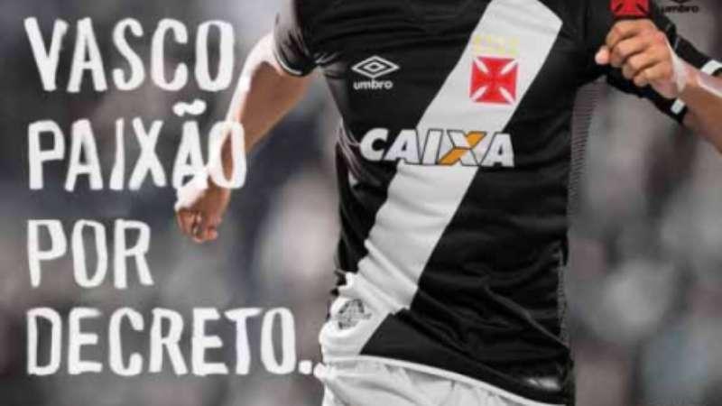 Roupa nova! Vasco apresenta novas camisas para a temporada fa414cec6e4ef