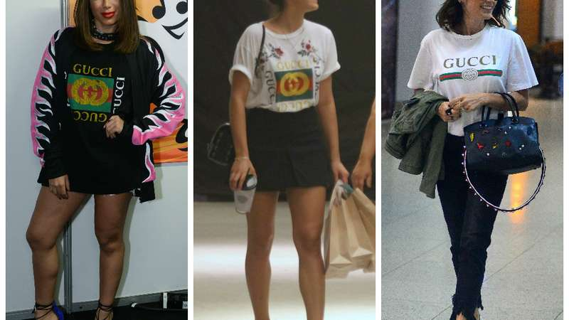 Anitta e mais famosas usam camisetas Gucci de até R  2,9 mil aacd2b461f