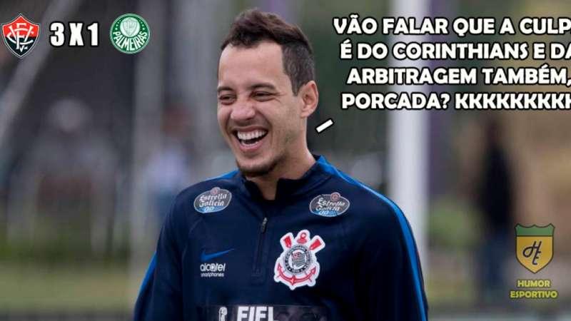 Foco é no G10  Internet não perdoa derrota do Palmeiras  veja memes e204d05d5d229