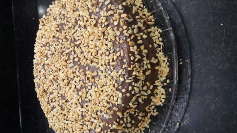 Chocolate e Amendoim | Guincho to Go