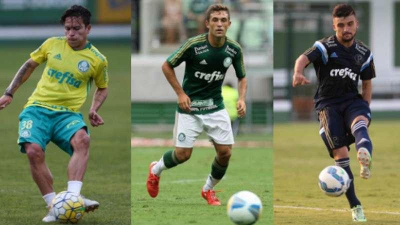 Palmeiras vai definindo futuro de quem volta de empréstimo  veja lista ed01bfdef4b39