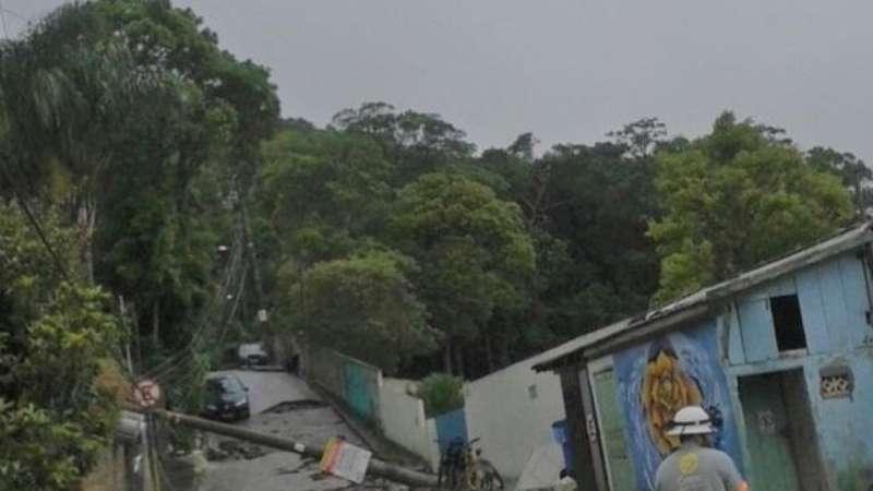 Defesa Civil atualiza situação de vítimas afetadas pelas chuvas em ... SC ainda terá chuva no fim de semana
