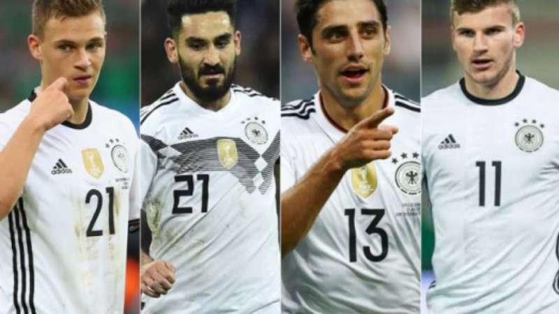 e9f761a319 Veja quem são as caras novas da Alemanha que enfrentará o Brasil