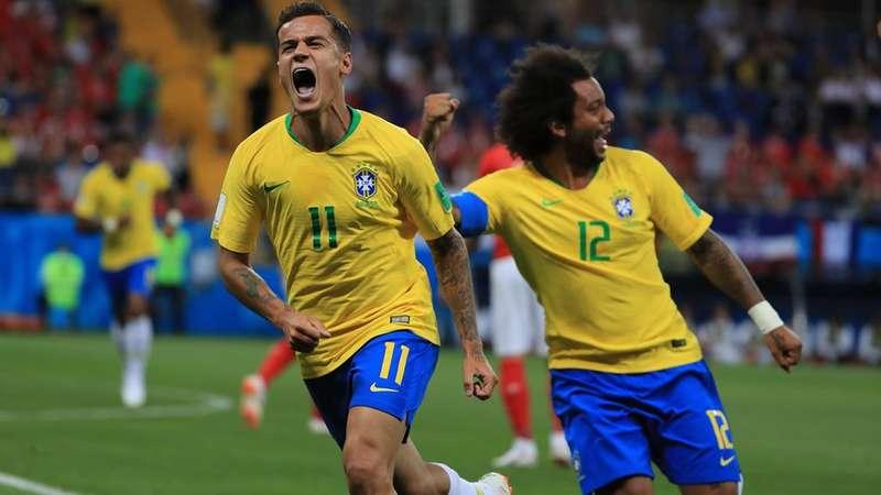 e020a40968 Brasil vacila e empata com a Suíça na estreia na Copa