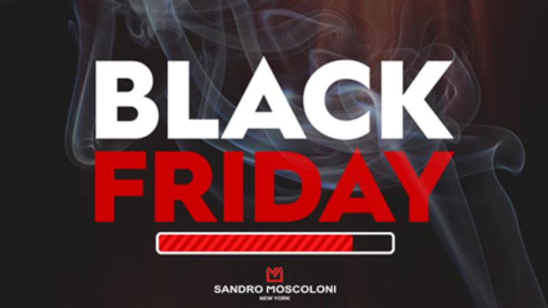 a7fd9c035 Black Friday  prepare-se para comprar na Sandro Moscoloni