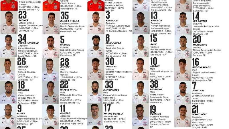 2169f872b6 Corinthians divulga numeração e  reserva  a 4 para o zagueiro Manoel