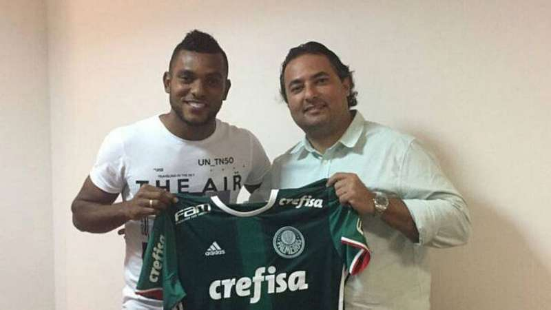 dad3579fc98 Palmeiras e Crefisa oficializam renovação e miram verba de R  410 milhões