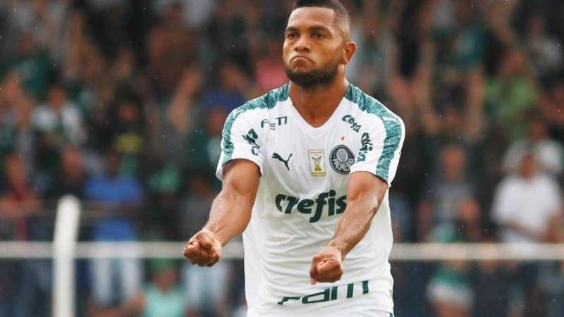 725512f103ef7 ATUAÇÕES  Atacantes se destacam e levam o Palmeiras à vitória