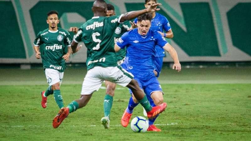 Cruzeiro Perde O Primeiro Duelo Para O Palmeiras Na Copa
