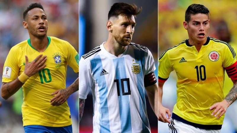 Veja Os Dez Jogadores Mais Valiosos Que Estarão Na Copa