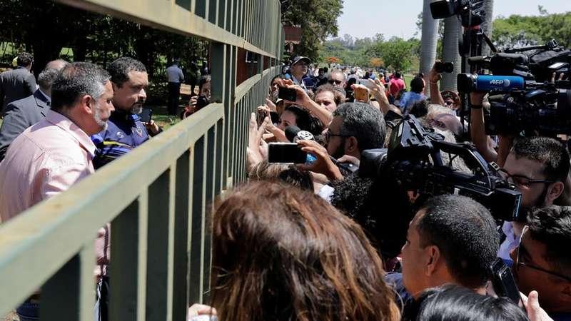 A suposta invasão da embaixada venezuelana em Brasilia por grupo anti-Maduro que ofusca início da cupula dos Brics - Terra
