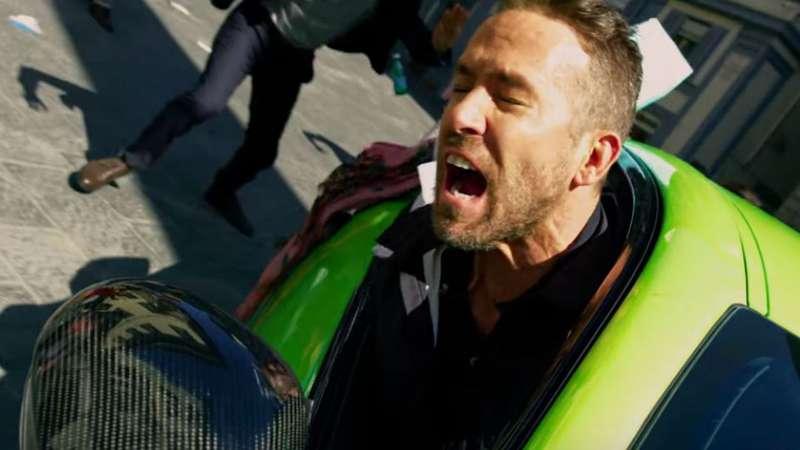 Esquadrão 6: Ryan Reynolds apronta todas na Itália em novo traier da parceria com Michael Bay
