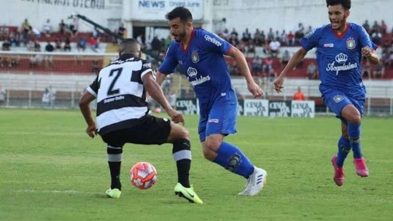 Jogadores de São Caetano e XV de Piracicaba comentam sobre decisão da Copa Paulista - Terra