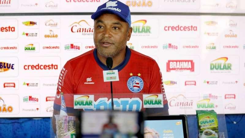 Roger Machado foca em fazer melhor campanha do Bahia nos pontos corridos - Terra