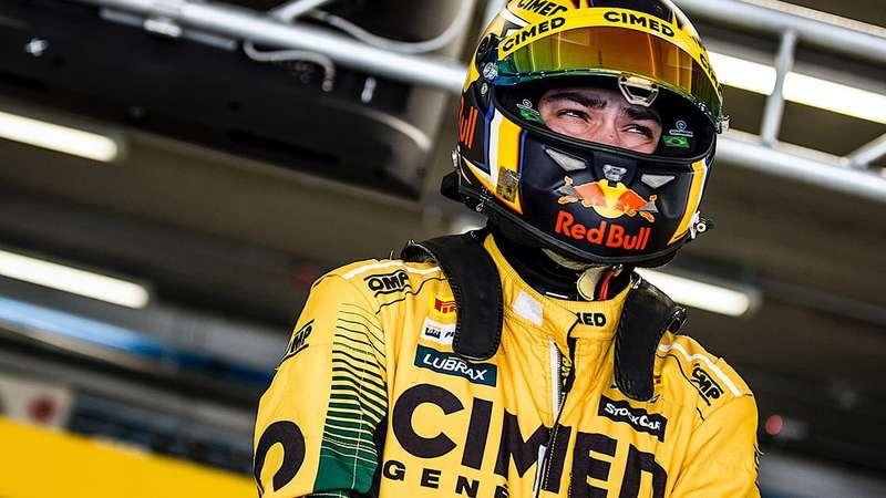 Felipe Fraga confiante para a corrida de domingo: