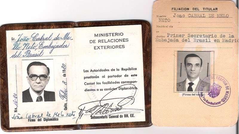 Touradas na Espanha e intrigas em Londres: a carreira diplomática de João Cabral de Melo Neto