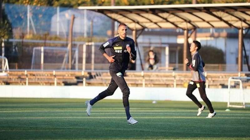 Rafael Marques volta ao Japão e vai atuar por time da segunda divisão