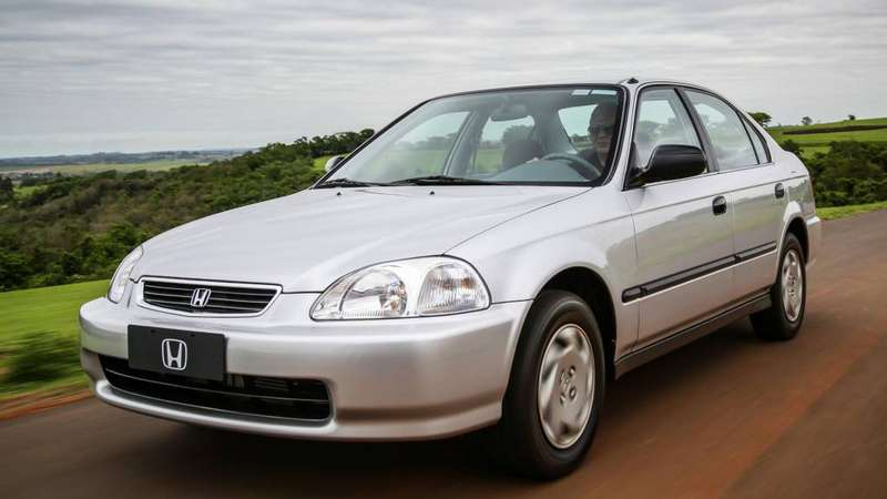Honda faz recall de 35 mil carros modelos 1996 a 2000 – Terra