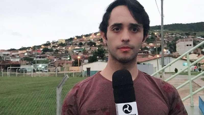 Repórter Fagner Vianna se reinventa em momento de pandemia